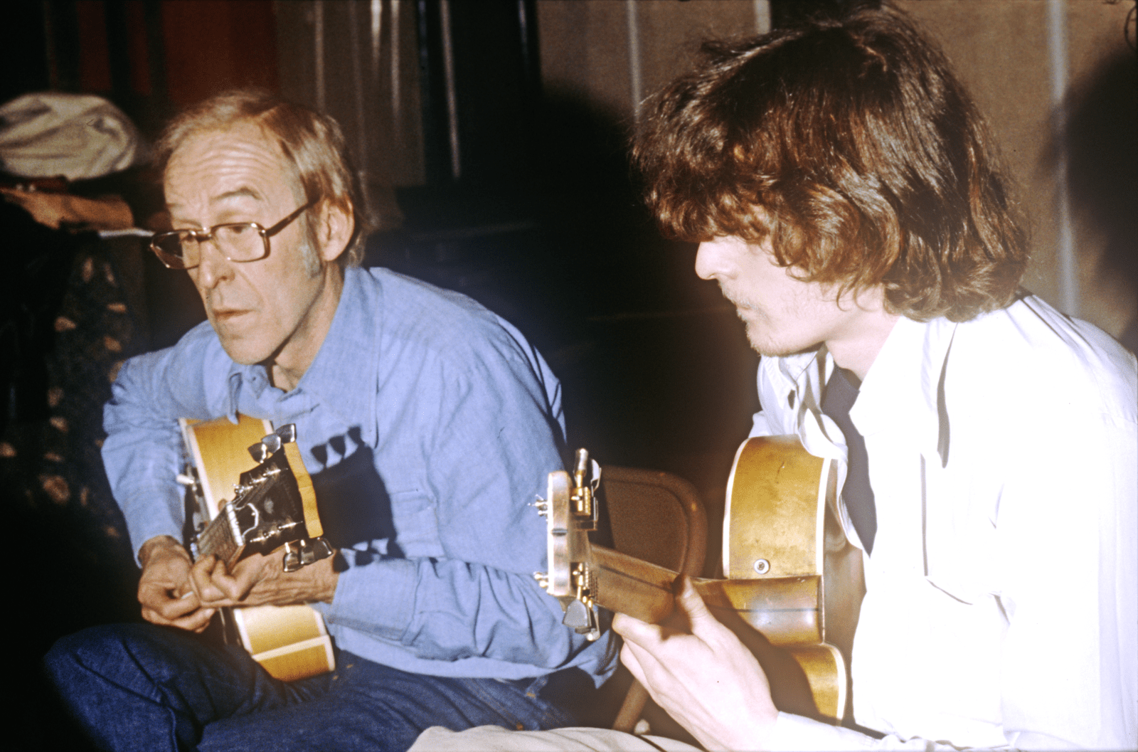 Jimmy and Doug, Stolen Moments session 1979